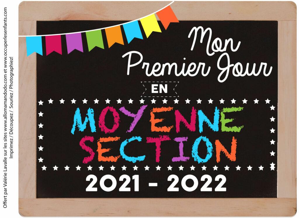 FICHE PREMIER JOUR MS 2021 2022