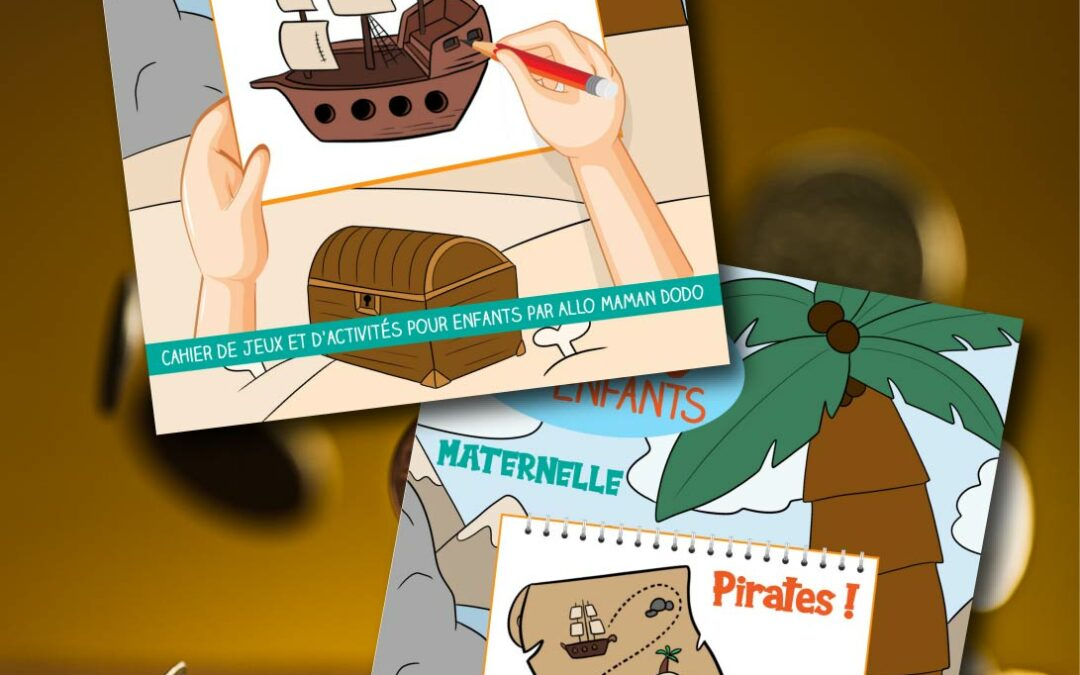 Cahier d'Activités thème PIRATE (Septembre)